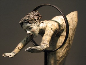 Sculpture by Elissa Farrow-Savos